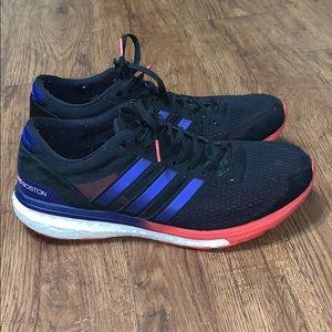 Men's Adidas Adizero Boston Running Shoes Sz 10